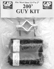 Guy Kit 200ft