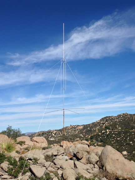 Understand you. Gap amateur antenna